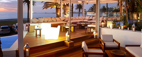 sunset deck bay hotel